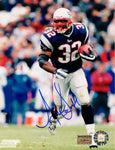Antowain Smith New England Patriots Signed Autographed 8x10 Photo