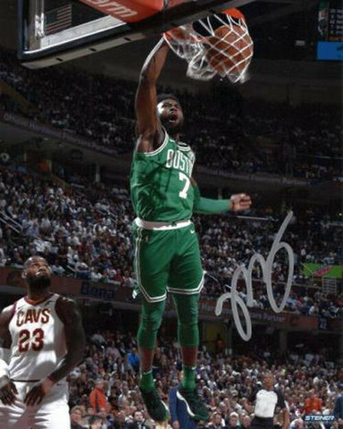 Jaylen Brown Boston Celtics Signed Autographed 16x20 Photo JSA