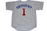 Ian Nicholas - Henry Rowengardner Chicago Cubs Signed Rookie of the Year Jersey