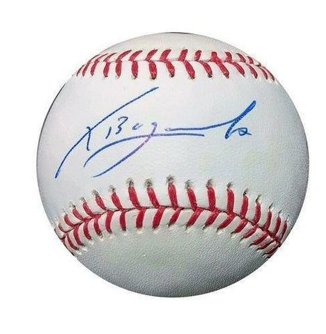 Xander Bogaerts Boston Red Sox Signed Autographed Official MLB Baseball MLB AUTH