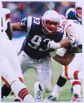 Richard Seymour New England Patriots Signed Autographed 16x20 Photo