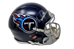 Derrick Henry Tennessee Titans Signed Full Size Authentic Speed Helmet BAS