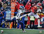 Tyreek Hill Kansas City Chiefs Signed 16x20 AFC Champ Fanatics Photo JSA Witness