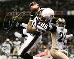 David Patten New England Patriots Signed Autographed 16x20 Photo