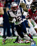 Devin McCourty New England Patriots Signed Super Bowl LI 8x10 Photo JSA