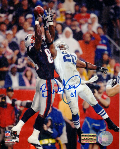 Ben Watson New England Patriots Signed 8x10 Photo Pats Alumni COA
