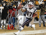 David Givens New England Patriots Signed Autographed 8x10 Photo