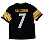 Ben Roethlisberger Pittsburgh Steelers Signed Authentic Nike Limited Jersey BAS