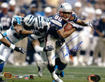Troy Brown New England Patriots Signed Autographed 8x10 Photo SB XXXVIII