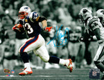Kevin Faulk New England Patriots Signed Autographed 8x10 Spotlight Photo