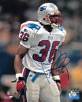 Lawyer Milloy New England Patriots Signed Autographed 8x10 Photo