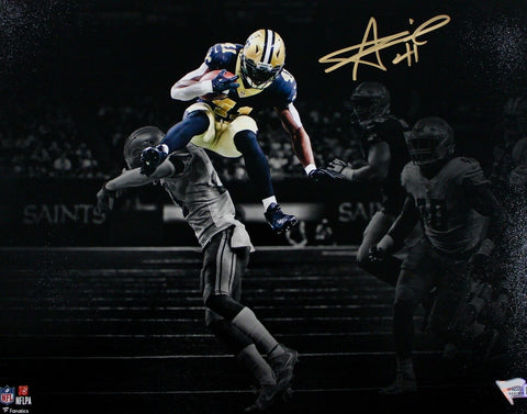 Alvin Kamara New Orleans Saints Signed 11x14 Photo Spotlight Fanatics