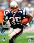 Patrick Pass New England Patriots Signed Autographed Home 8x10 Photo Pats Alumni