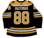 David Pastrnak Boston Bruins Signed Autograph Bruins Adidas Ice Jersey Fanatics