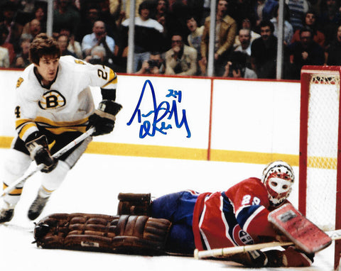 Terry O'Reilly Boston Bruins Signed Autographed 8x10 Photo Canadiens