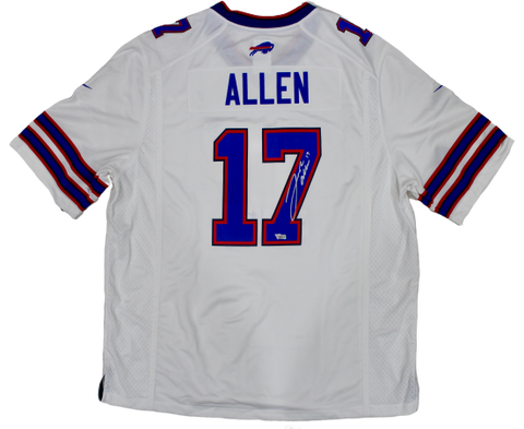 Josh Allen Buffalo Bills Signed Autograph Nike Game Jersey Fanatics