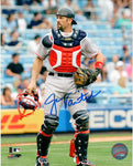 Jason Varitek Boston Red Sox Signed Autographed 8x10 Photo