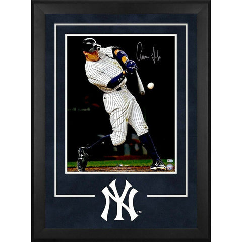Aaron Judge New York Yankees Signed Autographed 16x20 Photo Framed Fanatics