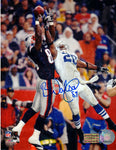 Benjamin Watson New England Patriots Signed Autographed 8x10 Photo