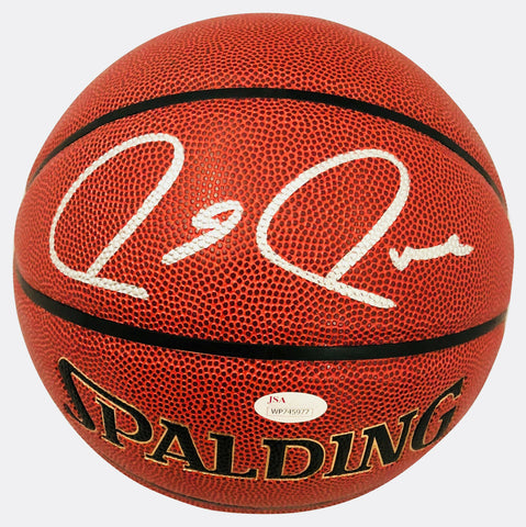 Paul Pierce Boston Celtics Signed Autographed Spalding Basketball JSA