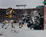 David Pastrnak Boston Bruins Signed 16x20 Photo Winter Classic Fanatics