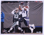 Ty Law New England Patriots Signed Autographed 16x20 Photo