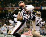 David Patten New England Patriots Signed 8x10 Photo SB 36 TD Pats Alumni COA
