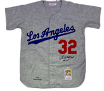 Sandy Koufax Los Angeles Dodgers Signed HOF Autograph Mitchell & Ness Jersey MLB