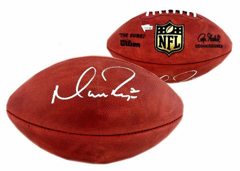 Matt Ryan Atlanta Falcons Signed Authentic Duke Football Fanatics COA