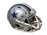 Dak Prescott Dallas Cowboys Signed Full Size Replica Speed Helmet JSA