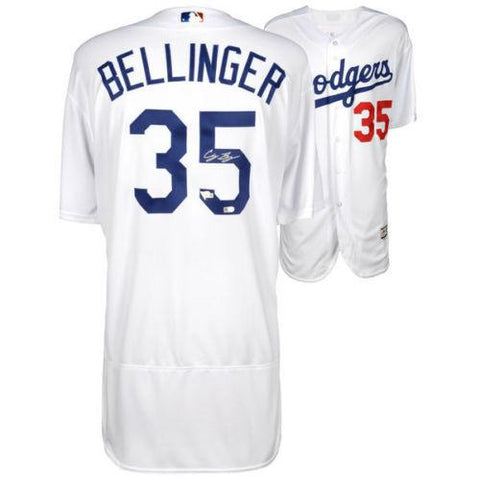 Cody Bellinger Los Angeles Dodgers Signed Autograph Nike Auth Jersey Fanatics