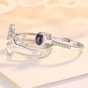 100 Languages of Love Ring