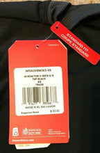 Load image into Gallery viewer, The North Face TNF Women's Reactor V-Neck Short Sleeve Tee Black Size Small $30