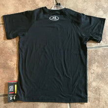 Load image into Gallery viewer, Under Armour UA Team Boy's Loose Fit T-Shirt Youth BLACK 1002375 Size S or Large