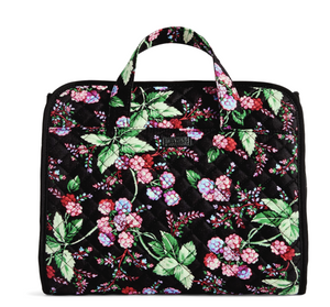 Vera Bradley Iconic Hanging Travel Organizer - Winter Berry - Cosmetic Bag - $58