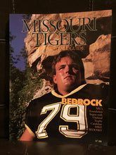 Load image into Gallery viewer, 1993 MISSOURI University Tigers  COLLEGE FOOTBALL MEDIA GUIDE EX  BOX8