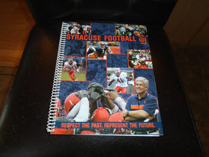 2005 SYRACUSE COLLEGE FOOTBALL MEDIA GUIDE NEAR MINT BOX 1