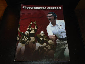 2005 STANFORD COLLEGE FOOTBALL MEDIA GUIDE EX-MINT BOX 1