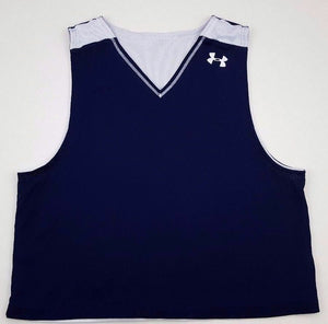 Under Armour UA Practice Jersey Reversible Mesh Men Shirt 1222322 Red or Blue
