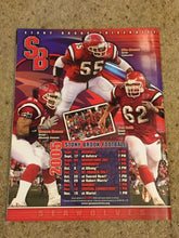 Load image into Gallery viewer, 2005 STONY BROOK UNIVERSITY COLLEGE FOOTBALL MEDIA GUIDE - BOX5