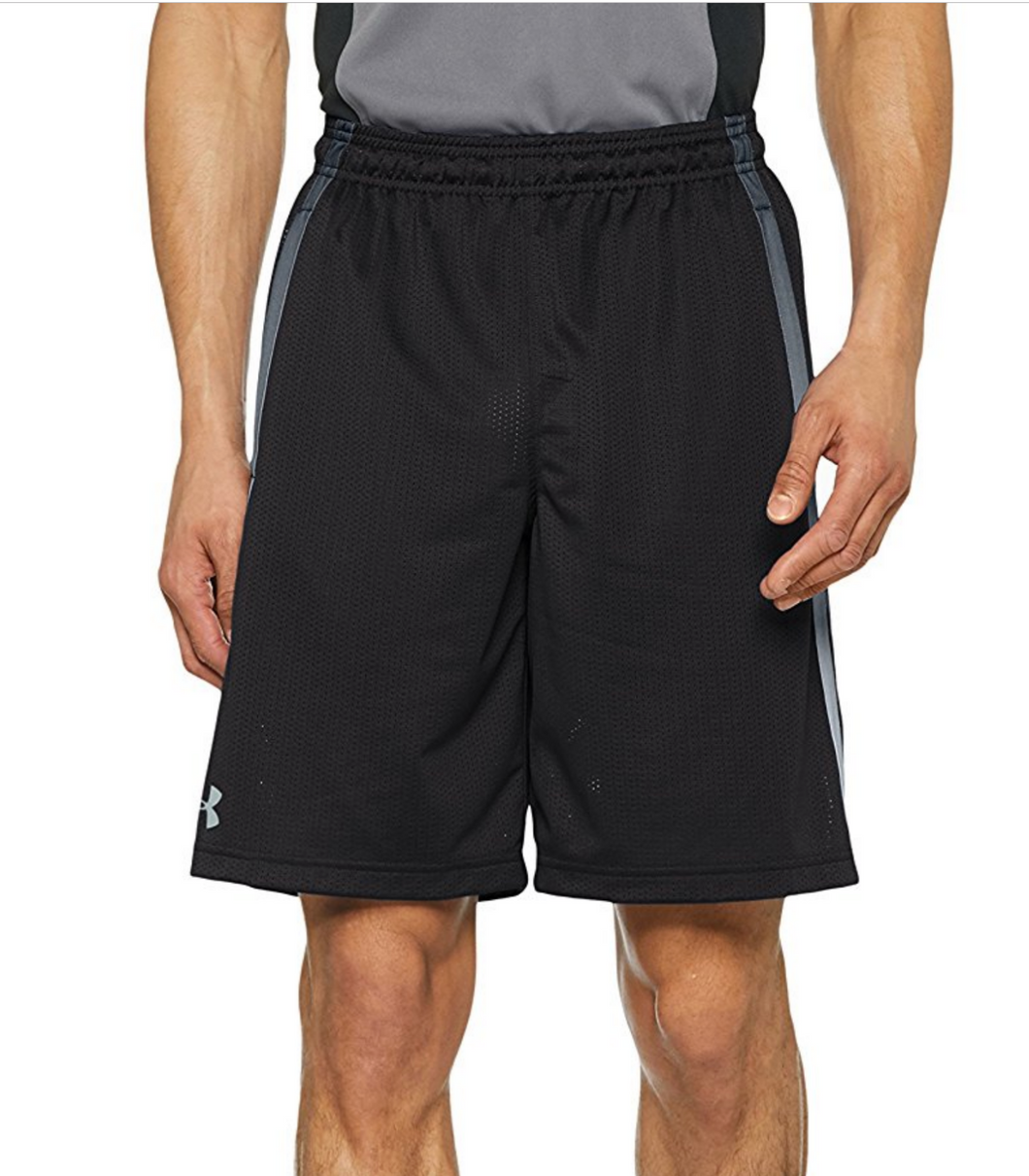 Under Armour UA HeatGear Mens Tech Mesh 10