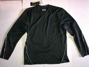 Under Armour UA Team ColdGear Men's Gamer Fleece Pullover Top 1237109 Long Sleev
