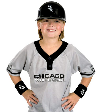 Franklin Kids MLB Chicago White Sox - Kids Team 3pc Uniform Set - New Costume