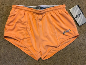 ASICS Womens Fitness Retro Shorts W/Drawstring WS0784 Choose Size and Color!