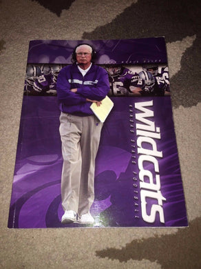 2005 KANSAS STATE WILDCATS COLLEGE FOOTBALL MEDIA GUIDE - BOX5
