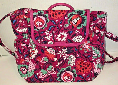Vera Bradley FASHION Drawstring BACKPACK Bag Choose Pattern - 24999 - $125