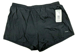 Hind Womens Athletic Performance Shorts - Black - 42604 - Running - Size Large