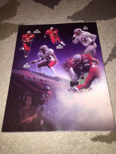 Load image into Gallery viewer, 1999 NEW MEXICO COLLEGE FOOTBALL BEARS BRIAN URLACHER ON COVER! MEDIA GUIDE b4