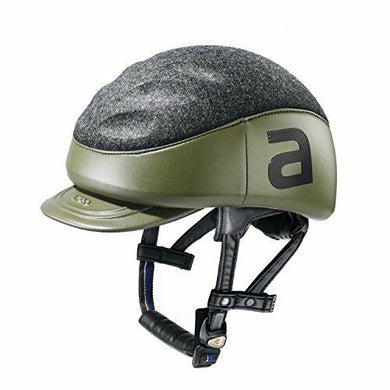 ACRO Citybike Helmet Ovetto Olive Medium (56-58cm) Cycling Green City Bike