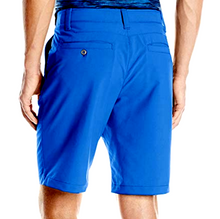Load image into Gallery viewer, Under Armour Mens Match Play Textured Golf Shorts HeatGear Royal Blue 1290156 31